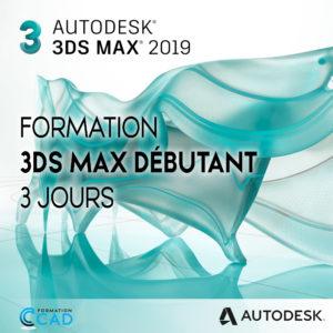 Formation 3ds Max Design (Autodesk VIZ) - Débutant (3 jours)