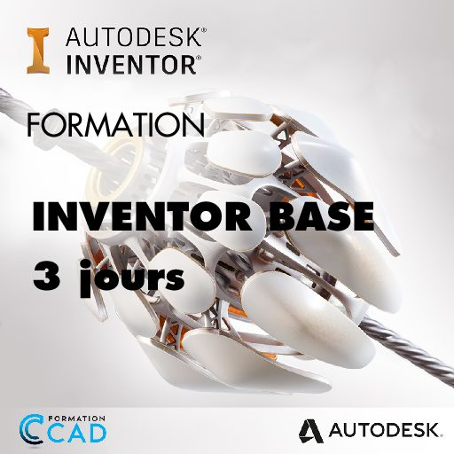 Formation Inventor - Base (3 jours)