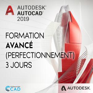 Formation AutoCAD 2D Avancé (Perfectionnement 3 jours)