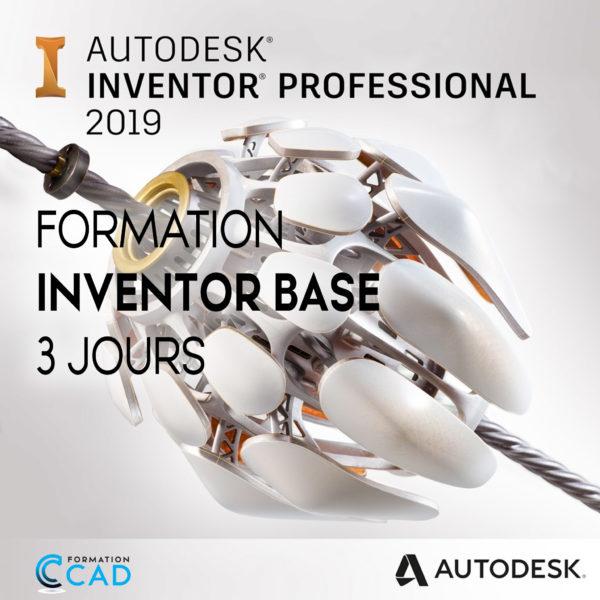 Formation Inventor - Base (3 jours)