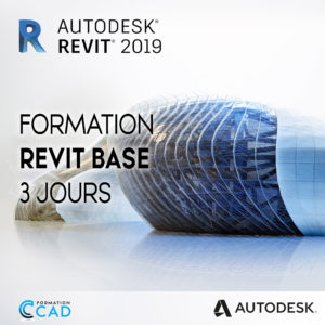 Formation Revit Architecture - Base (3 jours)