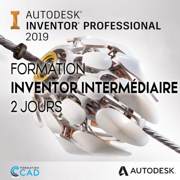 Formation Inventor - Intermédiaire (2 jours)