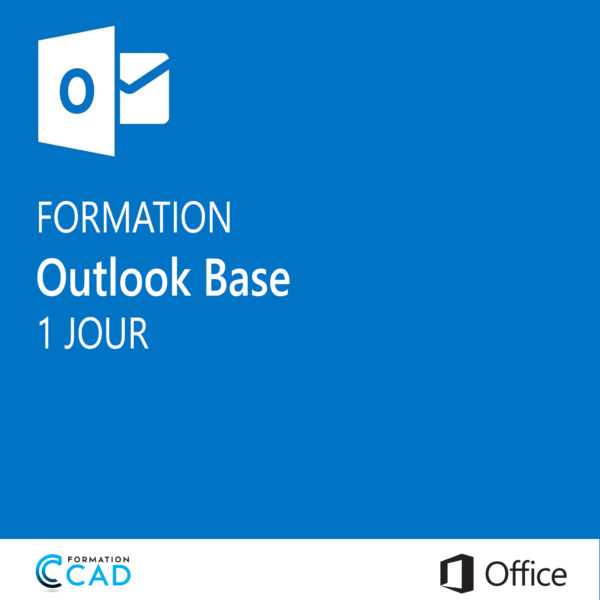 Formation Microsoft Outlook Base (1 jour)