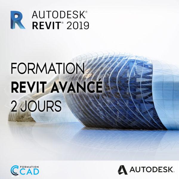 Formation Revit Architecture - Avancé (2 jours)