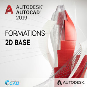 Formations Autocad 2D Base