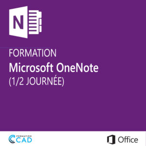 Formation Microsoft OneNote (1/2 journée)