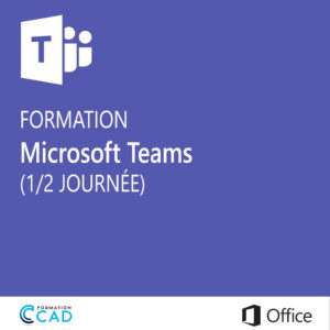Formation Microsoft Teams (1/2 journée)