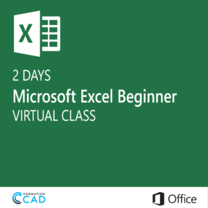 Microsoft Excel Training class - Beginner (2 days)