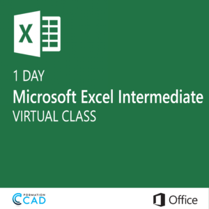 Microsoft Excel Training class - Intermediate (1 day)