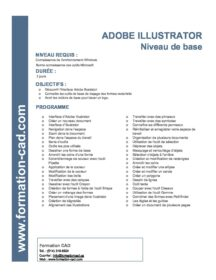 Formation Illustrator Base (2 jours)
