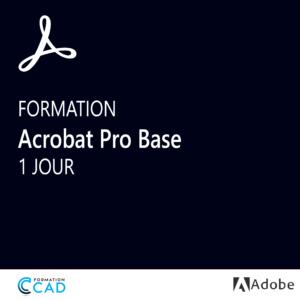 Formation Acrobat Pro Base (1 jour)