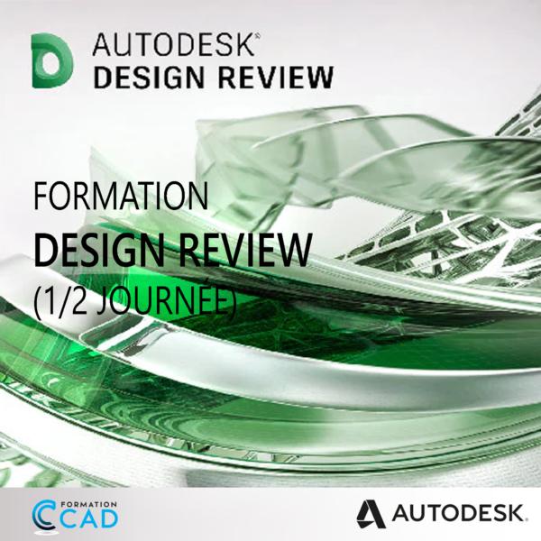 Formation Design Review DWF/DWG (1/2 journée)