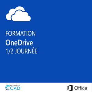 Formation Microsoft OneDrive (1/2 journée)