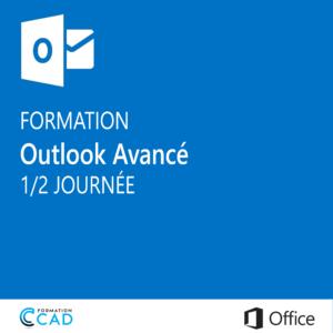 Formation Microsoft Outlook Avancé (1/2 journée)